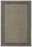 Karastan Pacifica Collier Gray 90492-90082 Area Rug