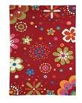 Fantasia 1705 Red Area Rug by Dynamic Rugs