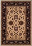 Ariana 130/7 Black Area Rug by Oriental Weavers