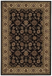 Ariana 271D Black Area Rug by Oriental Weavers