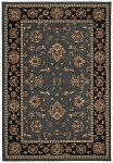 Ariana 623H Steel Blue Area Rug by Oriental Weavers
