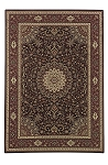 Ariana 95N Dark Brown Area Rug by Oriental Weavers