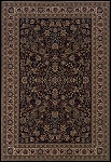 Ariana 213K Black Area Rug by Oriental Weavers