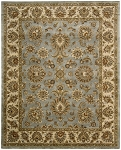 Jaipur JA32 Lt.Blue Area Rug by Nourison