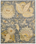 Jaipur JA52 Denim Area Rug by Nourison