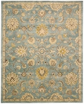 Jaipur JA53 Light Blue Area Rug by Nourison