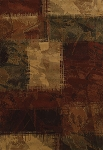 United Weavers Genesis Baritone Hunter 530 54674 Area Rug
