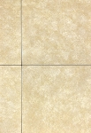 "Tuscon Bone Ceramic Floor Tile 12"" x 12"""