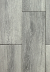 Niove Silver Faux Wood 7 x 20 Ceramic Floor Tile