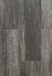 Niove Antricite Black Faux Wood 7 x 20 Ceramic Floor Tile