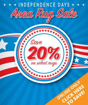 Save 20% Off on Select Rugs