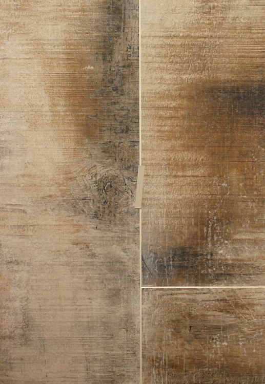 ... > Porcelain > Treyburne Antique Amaretto 9 x 36 Porcelain Floor Tile