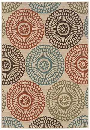 Montego 697 J  Indoor-Outdoor Area Rug by Oriental Weavers