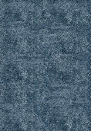 Luster Shag LS-01 Light Blue Momeni Area Rug