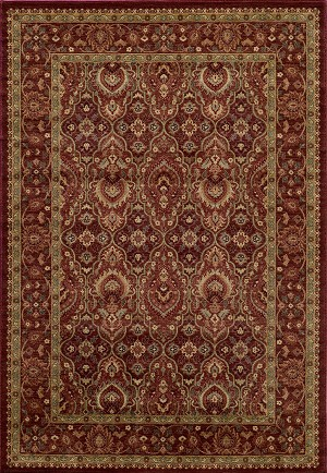 Belmont BE-05 Red Momeni Area Rug
