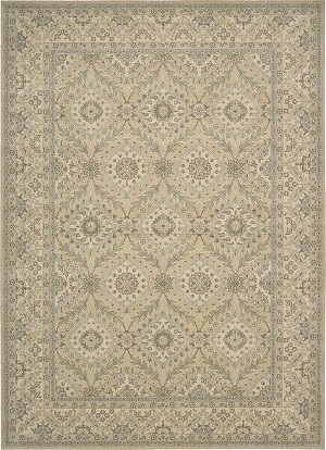 Persian Empire PE24 Lt.Gold Area Rug by Nourison