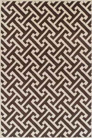 Marcello MO998 Chocolate Area Rug by Dalyn