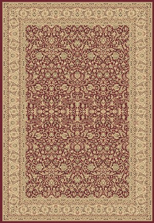Legacy 58004-300 Red Area Rug by Dynamic Rugs