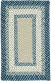 Colonial Mills Montego MG59 Blue Burst Area Rug