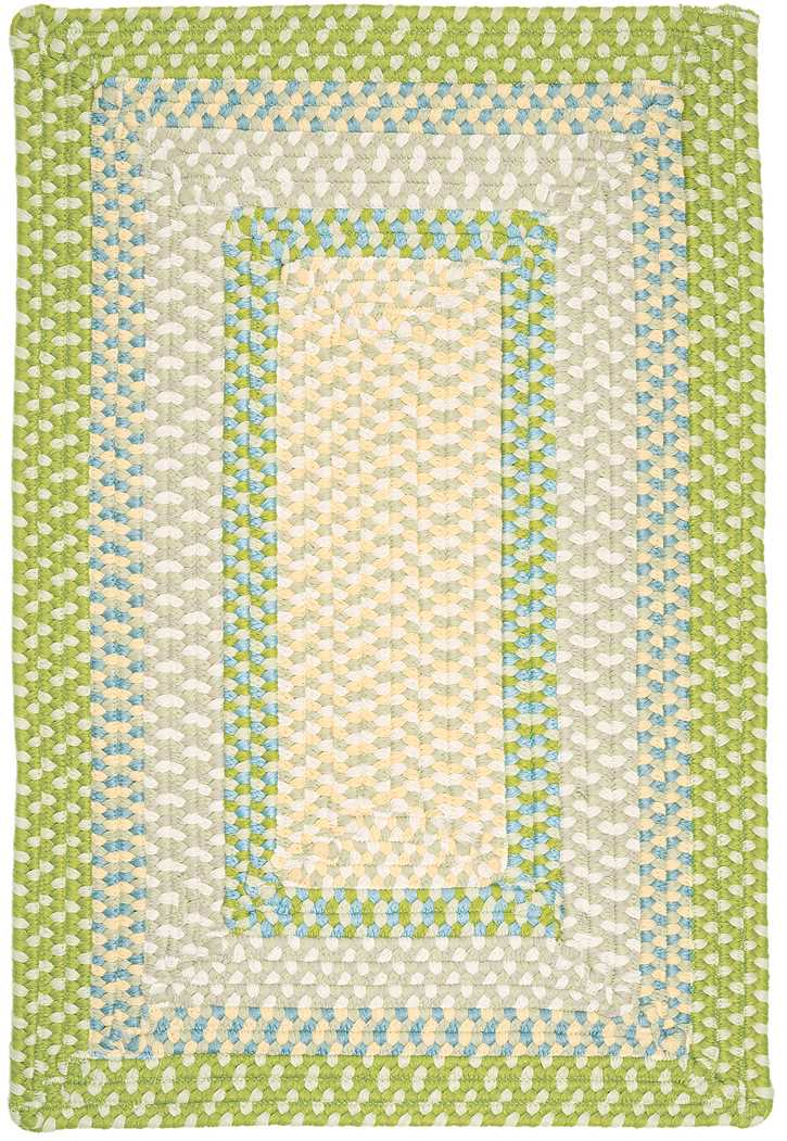 Colonial Mills Montego MG69 Lime Twist Area Rug