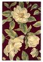 Catalina 760 Ruby Magnolia Area Rug by KAS