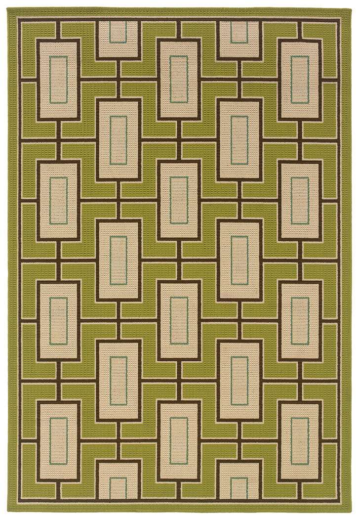Caspian 4928 G  Indoor-Outdoor Area Rug by Oriental Weavers