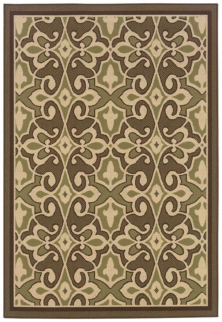 Montego 2335 G  Indoor-Outdoor Area Rug by Oriental Weavers
