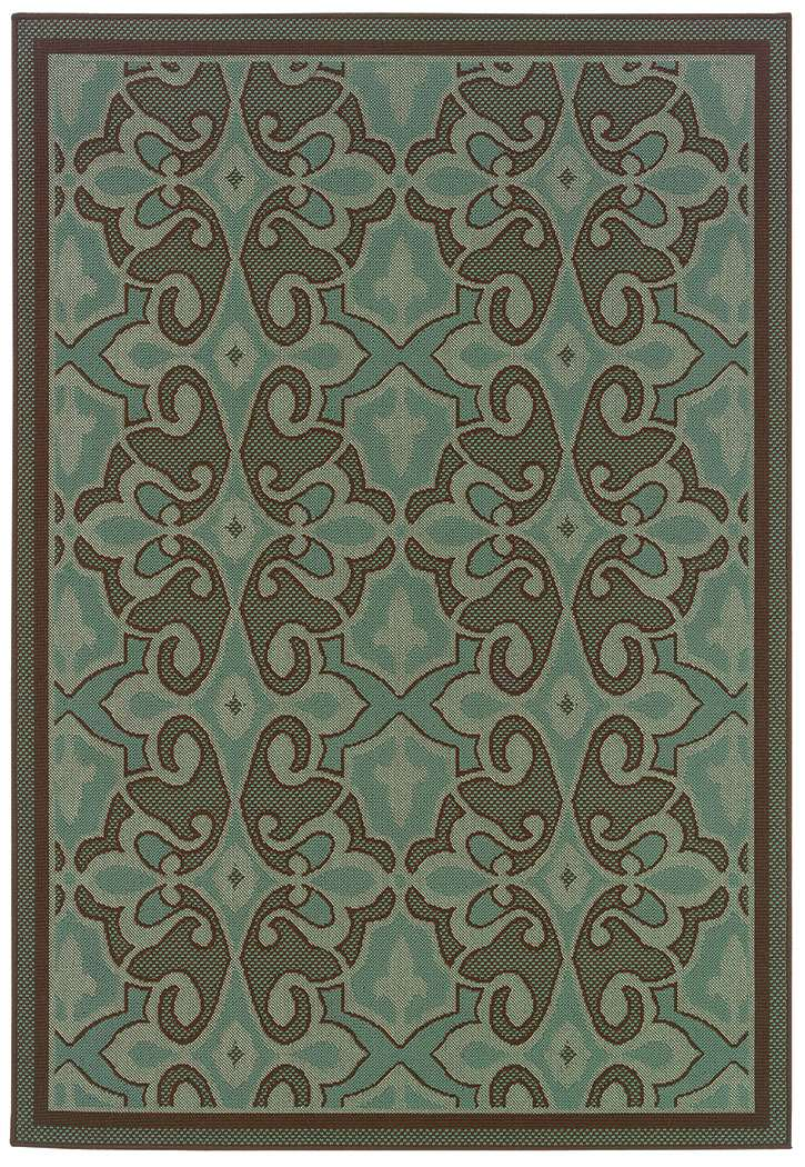 Montego 2335 L  Indoor-Outdoor Area Rug by Oriental Weavers