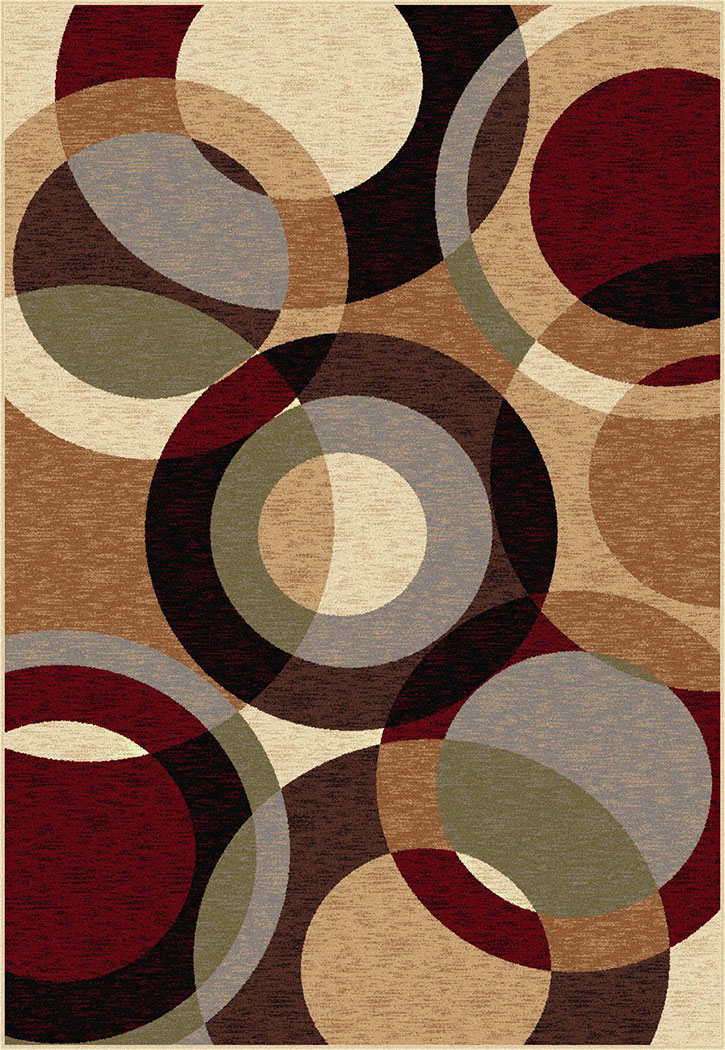 Contempo 8740 Multi Area Rug