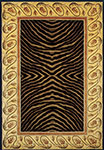 New Wave NW-09 Black Momeni Area Rug