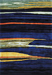 New Wave NW-13 Navy Momeni Area Rug
