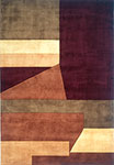 New Wave NW-19 Wine Momeni Area Rug