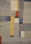 New Wave NW-23 Grey Momeni Area Rug