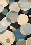 New Wave NW-37 Teal Momeni Area Rug