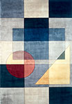 New Wave NW-54 Blue Momeni Area Rug