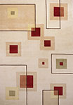 New Wave NW-77 Ivory Momeni Area Rug