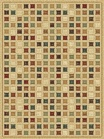 Shadows 1908 Multi Area Rug by Central Oriental
