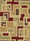 Shadows 1917 Multi Area Rug by Central Oriental