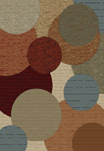 Soho 6110 Multi Area Rug - Modern Design