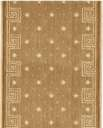 Cosmopolitan C95R R58 Celestial Chesnut 3' Foot Wide Hall and Stair Runner