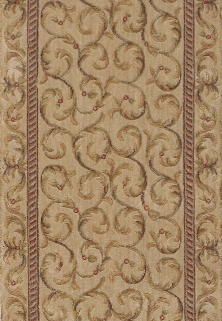 Nourison Somerset St02 Ivory 2 3 Quot Wide Hall And Stair Runner