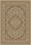 Ankara  6142 Ivory Area Rug by Concord Global Trading