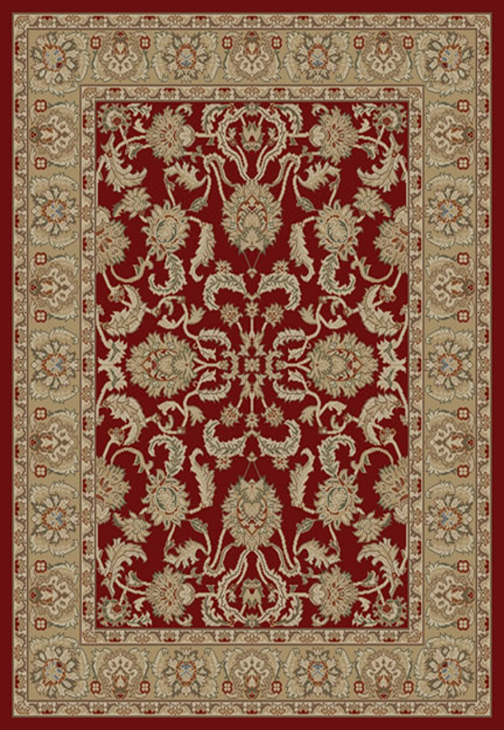Ankara  6170 Red Area Rug by Concord Global Trading
