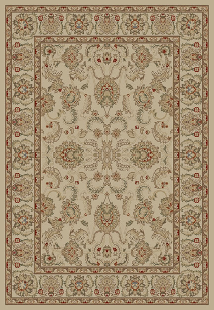 Ankara  6172 Ivory Area Rug by Concord Global Trading