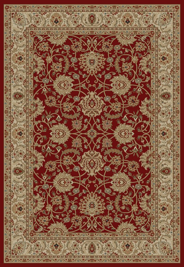 Ankara  6550 Red Area Rug by Concord Global Trading