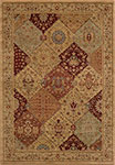 Belmont BE-01 Burgundy Momeni Area Rug