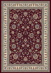 DaVinci Kashan 14 Red Area Rug