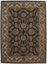 Jaipur JA15 Black Area Rug by Nourison