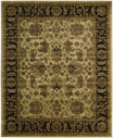 Jaipur JA22 Lt.Gold Area Rug by Nourison