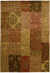 Jaipur JA42 Multi Area Rug by Nourison